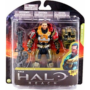 Halo: Reach - Series 4 Jorge (Noble 5) (Unmasked)