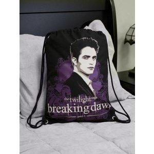 Twilight Breaking Dawn Back Sack Edward Swirls