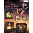 Twilight Breaking Dawn Sticker Set Characters