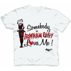 Batman Arkham City T/S Somebody Loves Me