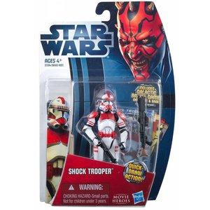 Star Wars Movie Heroes Shock Trooper Episode III