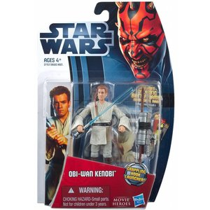 Star Wars Movie Heroes Obi-Wan Kenobi (1) Ep.I