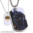 Batman Dog Tag Logo