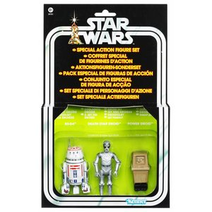 Star Wars Vintage 2012 Droid Set Exclusive