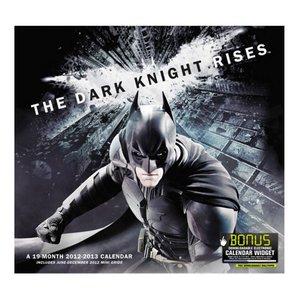Batman dark knight rises wall calendar 2013 the movie store for Dark knight rises wall mural