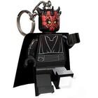 Star Wars Lego Darth Maul Mini-Flashlight with Keychains
