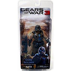 Gears of War 3: Series 3 COG Soldier
