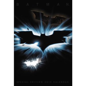 Batman Special Edition 2013 Wall Calendar