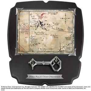The Hobbit Replica 1/1 Thorin´s Oakenshield´s Map & Key Deluxe