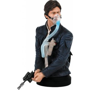 Star Wars Han Solo Mynock Hunt bust PX Excl.