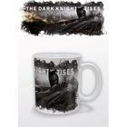 Batman Dark Knight Rises Mug Cityscape