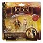 The Hobbit 3.75 Inch Bilbo Baggins & Gollum 2-pack AF