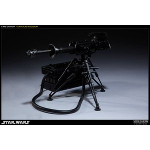 Star Wars Action Figure Accessory 1/6 E-Web Heavy Repeating Blaster