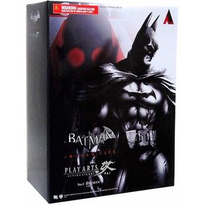 Batman Arkham City: Batman Play Arts Kai Figure