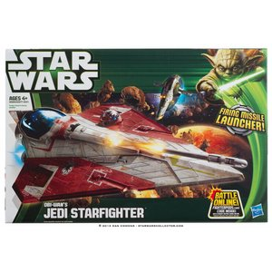 Star Wars Obi-Wan´s Jedi Starfighter (Episode II)