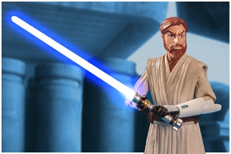 Star Wars Obi Wan Kenobi Clone Wars Clone Wars Obi-wan Kenobi