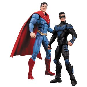 Injustice Action Figure 2-Pack Nightwing vs. Superman