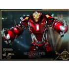 Iron Man 3: Red Snapper Mk. XXXV (35) Sixth Scale Figure