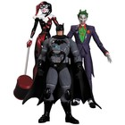 Batman Hush AF Box Set Stealth Batman, Joker & Harley Quinn
