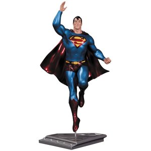 Superman The Man Of Steel Statue Frank Quitely