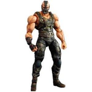 Batman The Dark Knight Trilogy Play Arts Kai Action Figure Bane