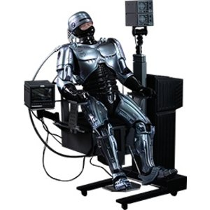 RoboCop with Mechanical Chair MMS Diecast Sixth Scale Figure