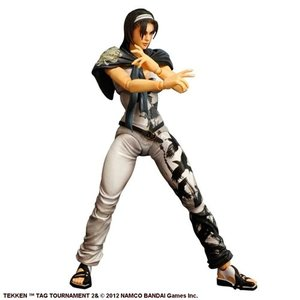 Tekken Tag Tournament 2 Kai Play Arts - Jun Kazama