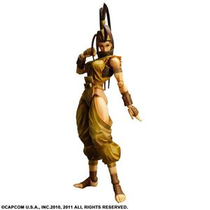 Super Street Fighter IV Play Arts Kai Vol. 3 Action Figure Ibuki