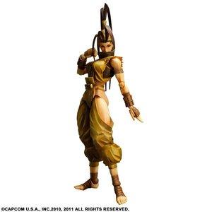 Super Street Fighter IV Play Arts Kai Vol. 3 Action Figure Ibuki