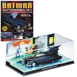 Batman Automobilia Collection #006 - Detective Comics #156 Batmobile 1/43 Scale