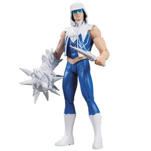 DC Comics Super Villains Action Figure The New 52 Captain Cold
