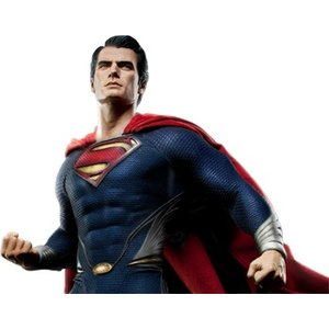Man of Steel Premium Format Figure 1/4 Superman