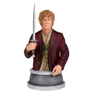 The Hobbit Bust 1/6 Bilbo Baggins