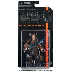 Star Wars Black Series 2013 Anakin Skywalker (Jedi Hero, Episode II)