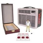 Dexter Gift Set AF in Lunch Box w/ Blood Slide Box