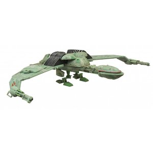 Star Trek IV: HMS Bounty Klingon Bird of Prey Ship