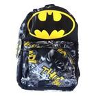 Batman Backpack Big Logo