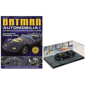 Batman Automobilia Collection #021 Detective Comics #456 Batmobile 1/43 Scale