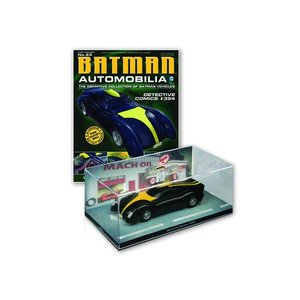 Batman Automobilia Collection #023 Detective Comics #394 Batmobile 1/43 Scale