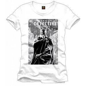 Batman T-Shirt Detective white
