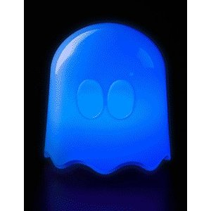 Pac-Man LED-Lamp Ghost