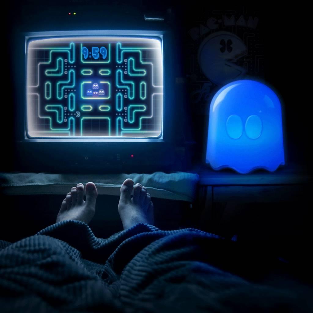Pac Man LED Lamp Ghost