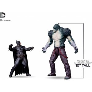 Batman Arkham Origins Action Figure Killer Croc Deluxe