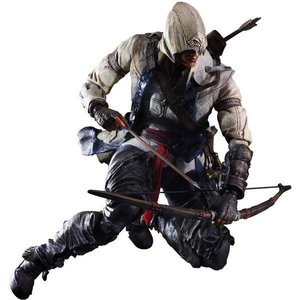 Assassin's Creed 3: Connor Play Arts Kai Figure