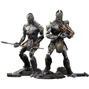 The Avengers: Chitauri Commander and Footsoldier Sixth Scale Figure Set