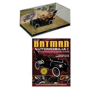 Batman Automobilia Magazine with 1/43 Diecast Model #26 Batmobile (Detective Comics #219)