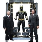 The Dark Knight: Batman Armory w/ Bruce & Alfred