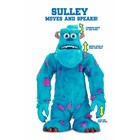 Monsters University Plush Figure with Sound Scare Off Sulley