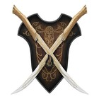 The Hobbit Replica 1/1 The Fighting Knives of Legolas Greenleaf