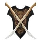 The Hobbit Replica 1/1 The Fighting Knives of Legolas Greenleaf